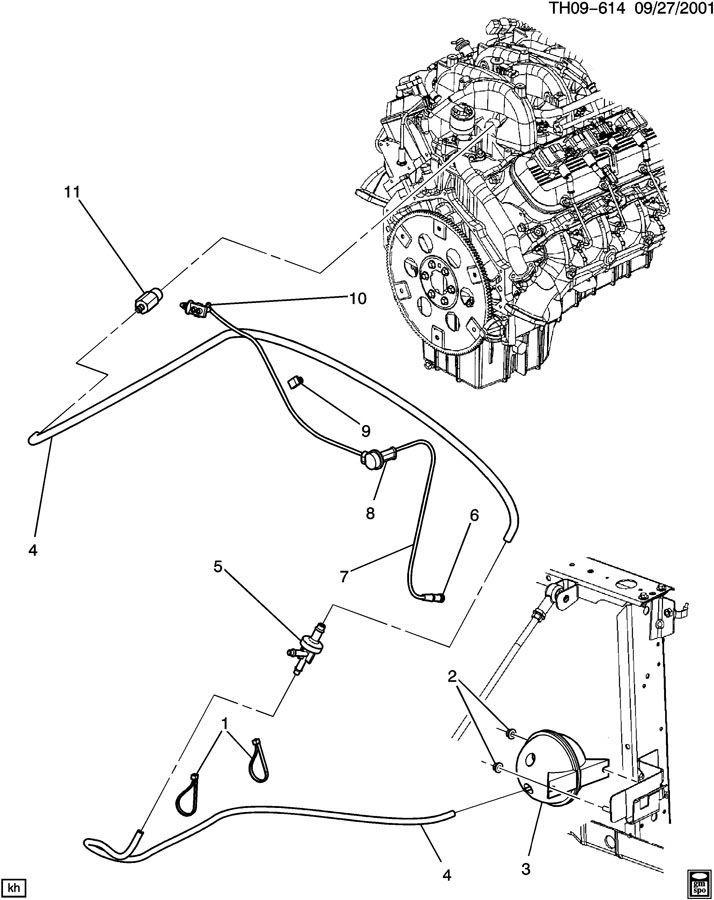 2003 Kodiak C4500 C  U0026 Heater Control