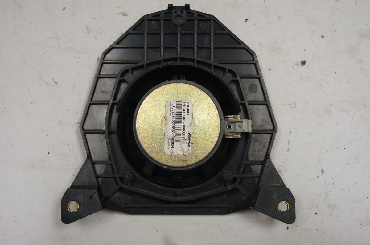 20032007 Rear RH    Speaker    Bose Used Tahoe Yukon Hummer H2
