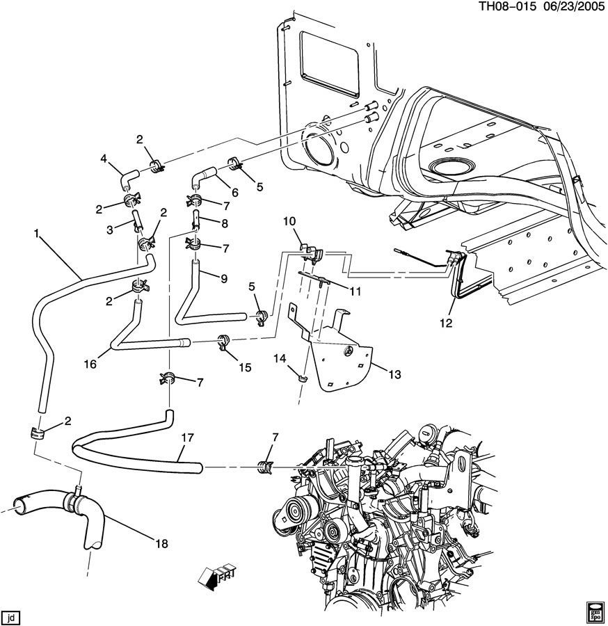 chevy c4500 parts diagram 2004 chevy colorado parts diagram