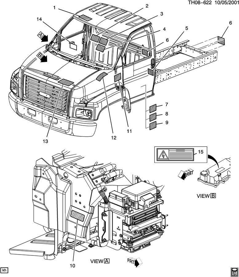 Diagram Wiring Diagram 2005 Gmc 4500 Full Version Hd Quality Gmc 4500 Diagramslamaw Newton114 It