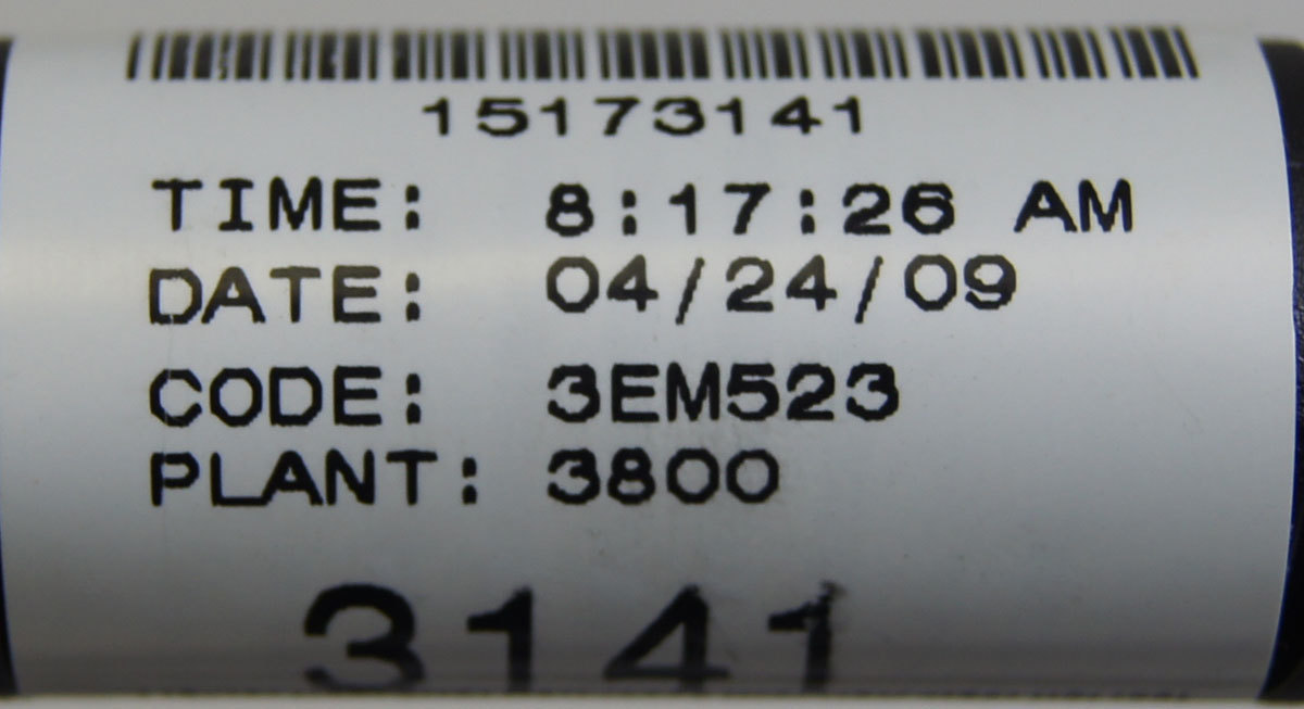 GM 7 Pin Trailer Wiring Harness W Plug 19ft Long New OEM 15173141