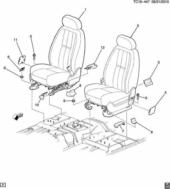 hummer power seat wiring diagram