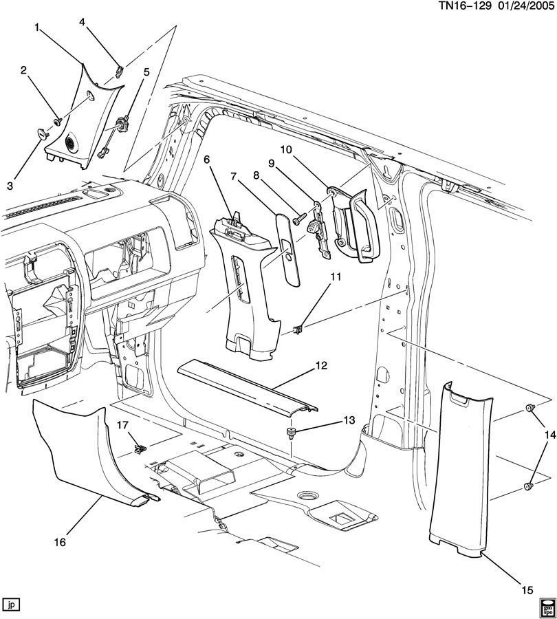 Hummer H2 Interior Parts Diagram Billingsblessingbags Org