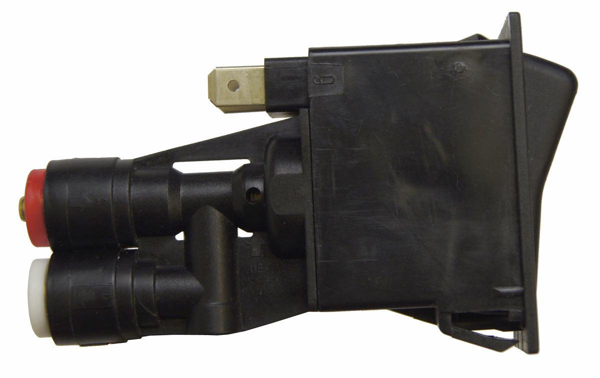 2003 Kodiak C8500 Differential Lock Control