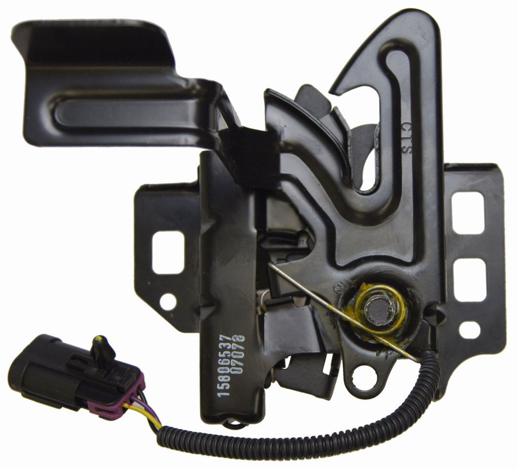 Cadillac Cts Hood Latch W Remote Start New on Cadillac Cts Parts Diagram