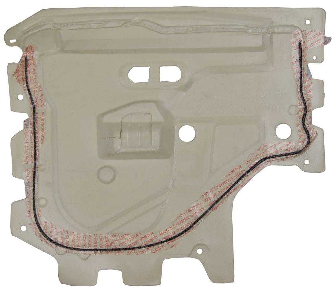 2007 2014 Gm Trucks Right Rear Door Panel Inner Insulation New Van Fuse Box 15916124 20790449