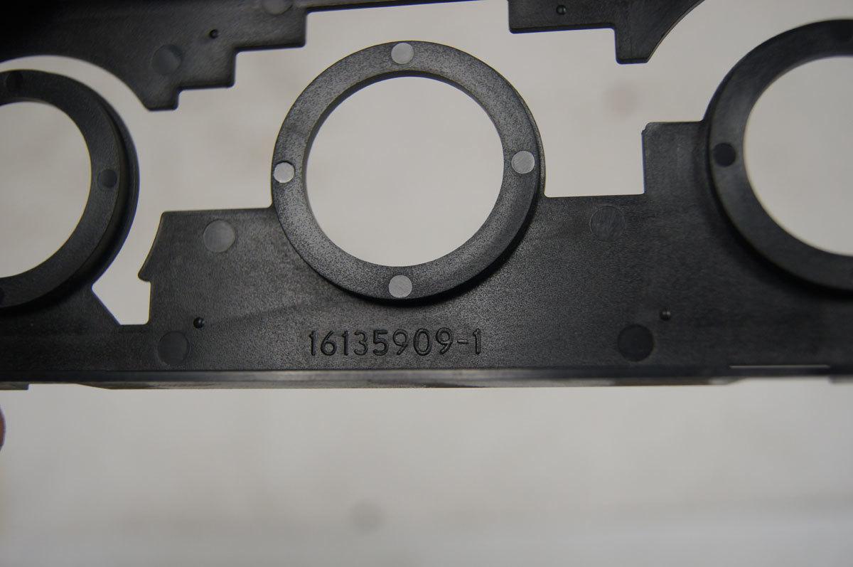 1991 C Dial Template New Oem 16135909