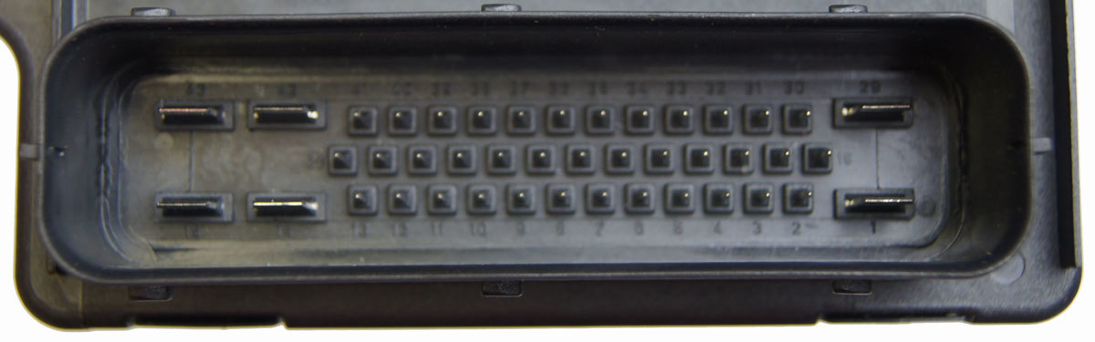 04 Kodiak C4500 Abs Electronic Control Module
