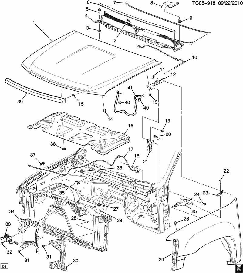 2008 Gmc Acadia Parts Diagram - Wiring Diagram Information Wiring Diagrams For Gmc Acadia on