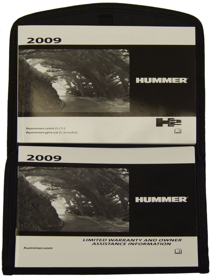 hummer owners manual