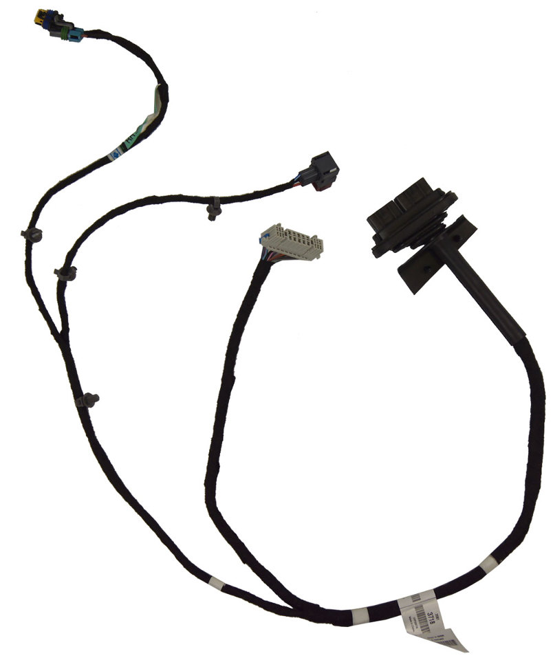 2008 2011 Cadillac Dts Right Rear Rr Door Wire Harness New Oem