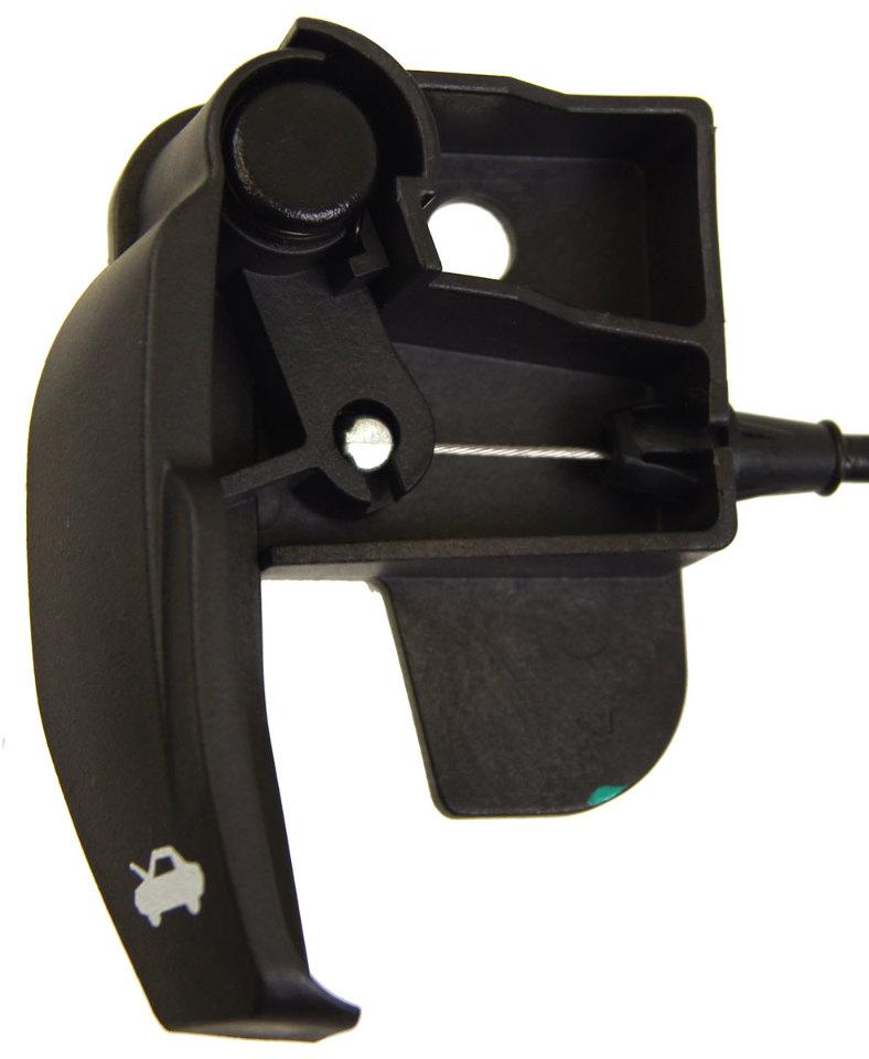 Gm Trucks Hood Latch Release Cable W Handle New Oem on 2007 Gmc Sierra Parts Diagram
