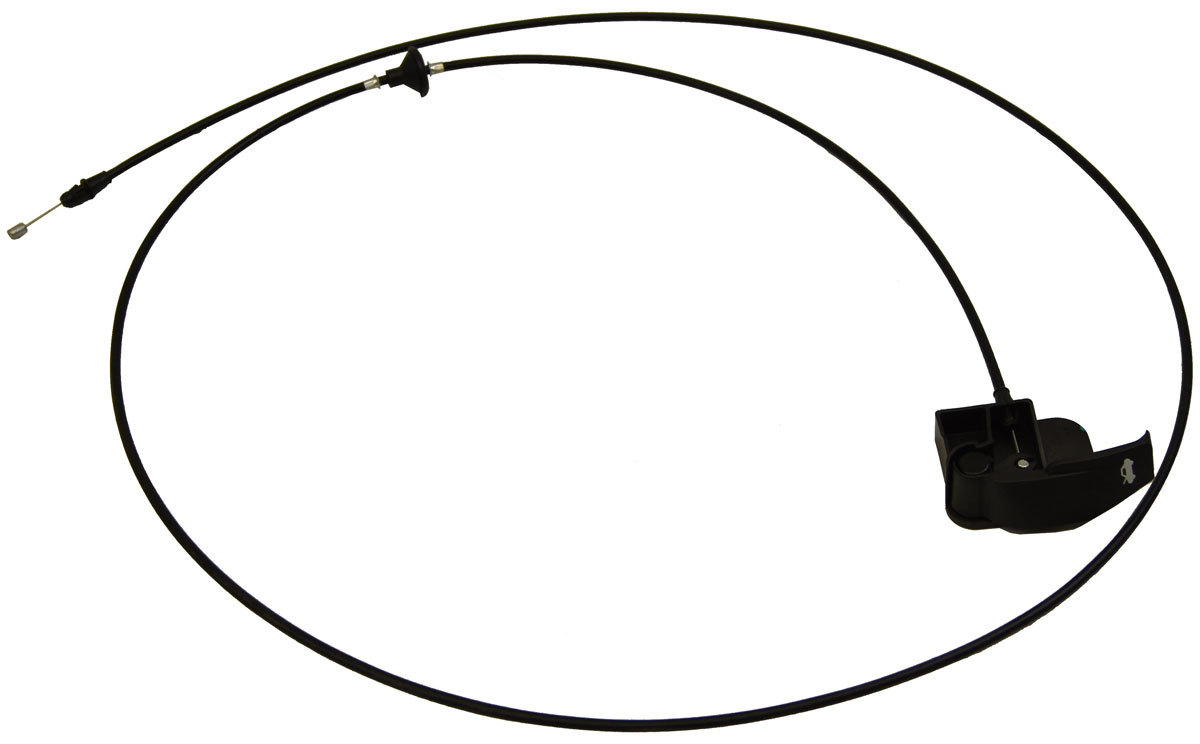 20072014 GM Trucks Hood Latch Release Cable WHandle New