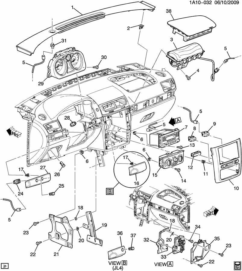Chevy Cobalt Engine Parts Diagram