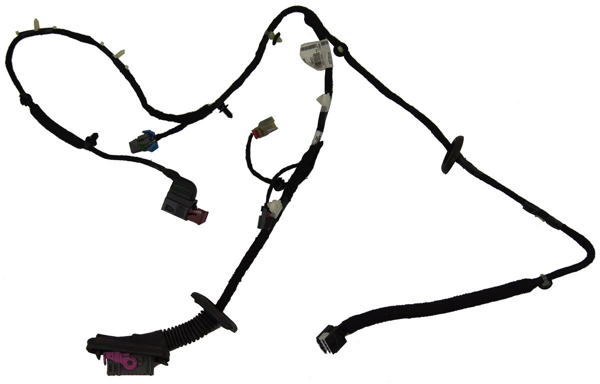 Silverado Door Wiring Harness Library 2011 Camaro Stereo Diagram Chevy Volt Left Rear Wire For Speaker System New Oem 22759121