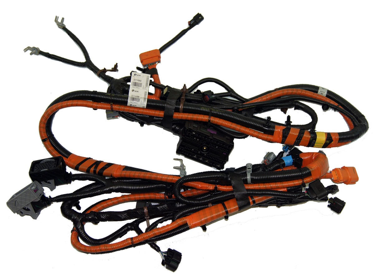 Chassis Wiring Harness Automotive Diagram 2000 Gmc Trailer 2011 Chevy Volt 22774868 20957243 1995 Dodge Ram 1500 For 1997 Peterbilt
