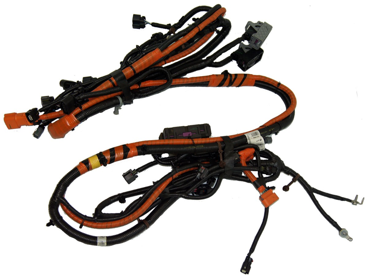 Chassis Wiring Harness Automotive Diagram 1995 Dodge Ram 1500 2011 Chevrolet Volt 22774869 For 2004 Kodiak