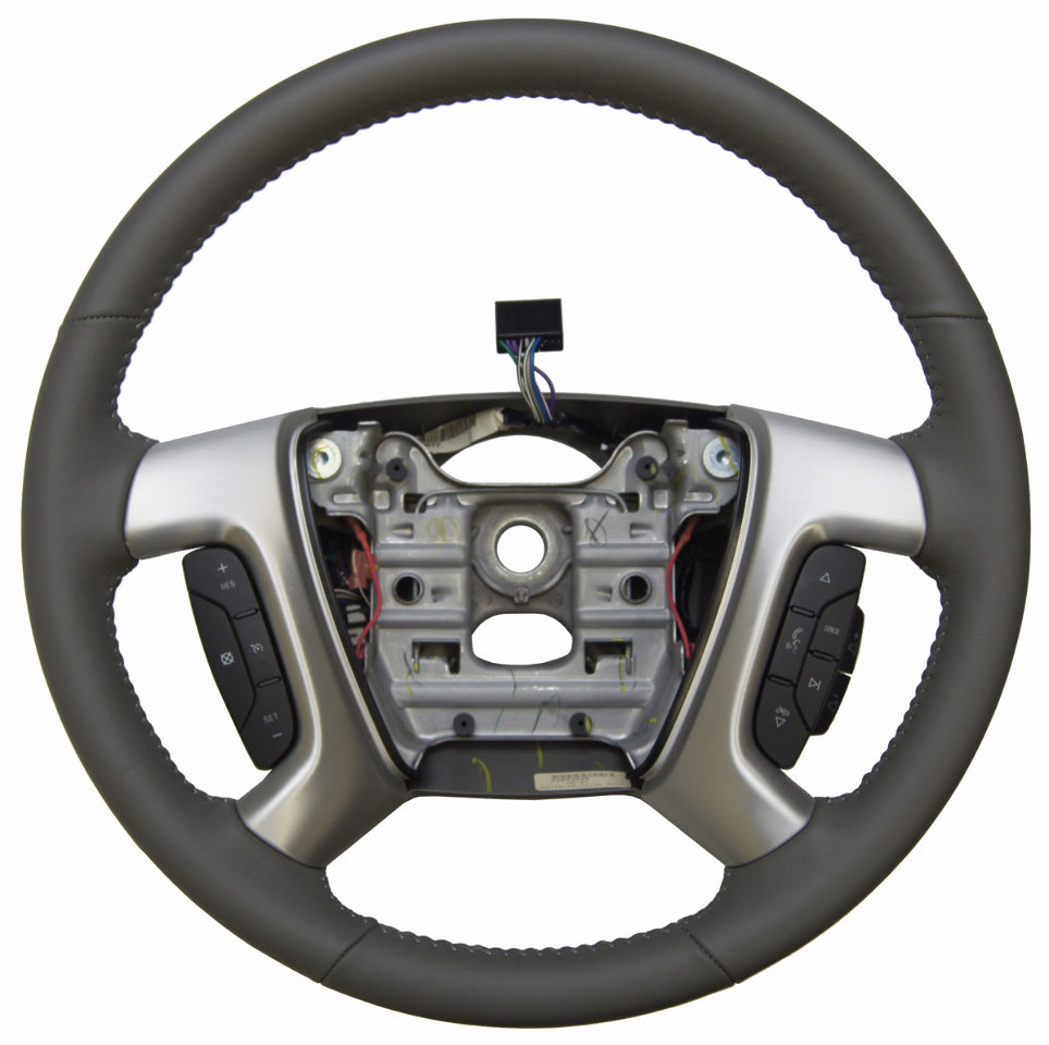2013-16 GMC Acadia Enclave Steering Wheel Dark Titanium ...