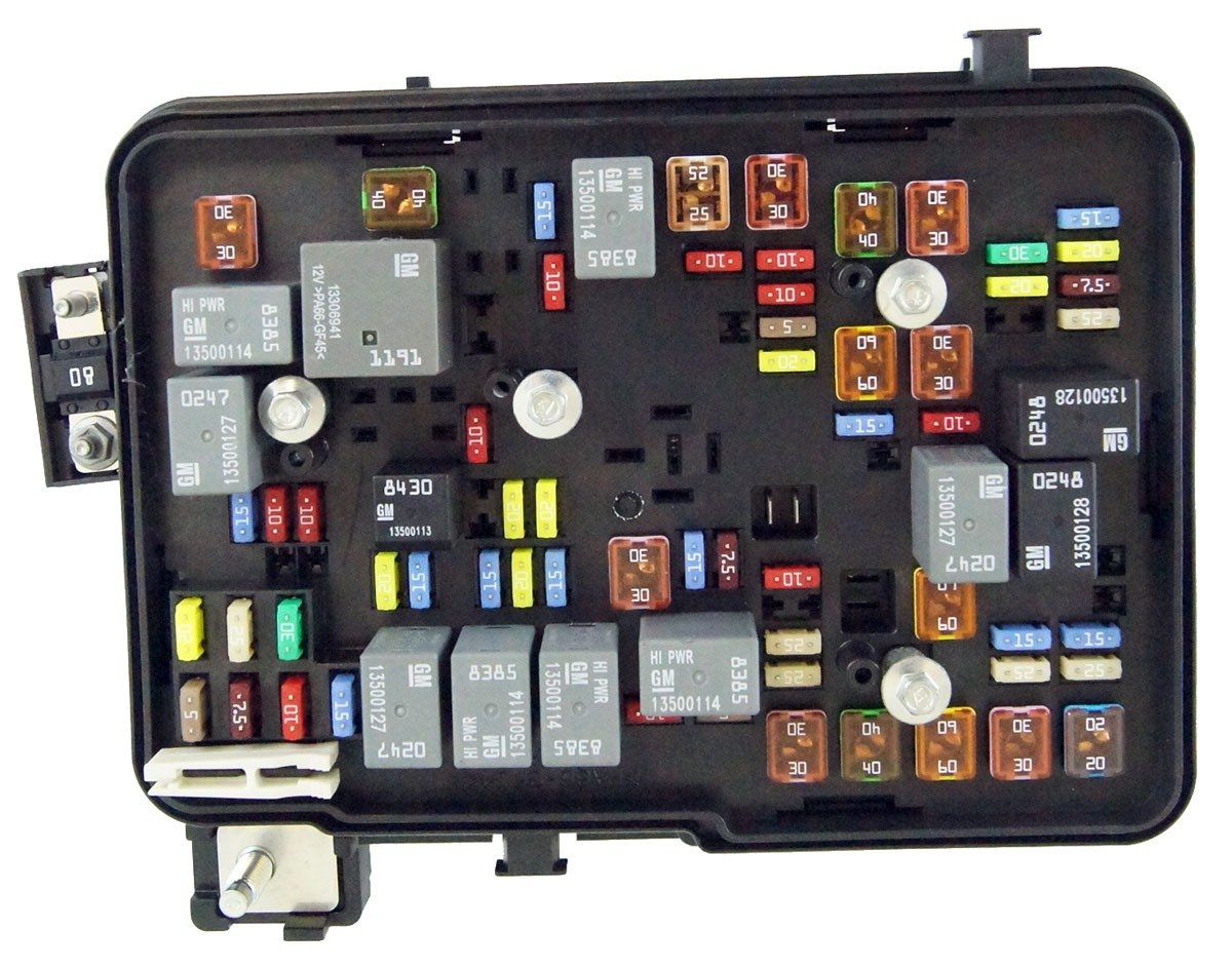 Acadia Fuse Box Wiring Library 1996 Jeep Cherokee Interior 2011 2012 Gmc Terrain Equinox 2 4l Engine Compartment Block Rh Factoryoemparts Com