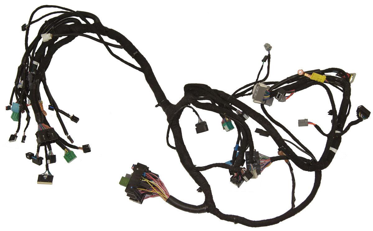 2013 Chevrolet Equinox Instrument Panel Wiring Harness New Oem Gm 22926771