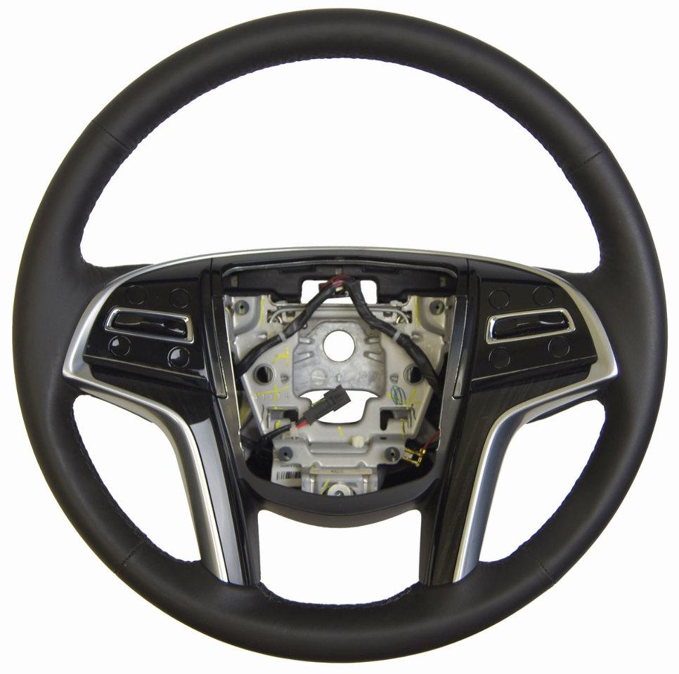 2013-2015 Cadillac XTS Steering Wheel W/Heated W/O