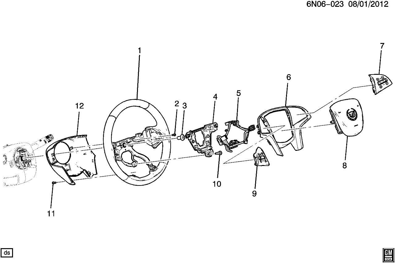 08 Cadillac Srx Parts Diagram Manual Guide Wiring Diagram