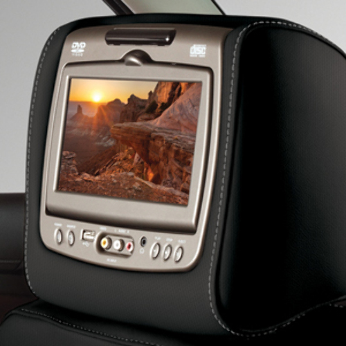 2017-2019 GMC Acadia Rear Entertainment System DVD New Jet