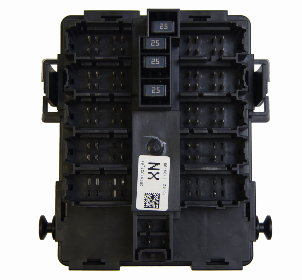 GM Silverado Sierra Yukon Tahoe Avalanche Fuse/Junction Box New OEM  20813086 ...