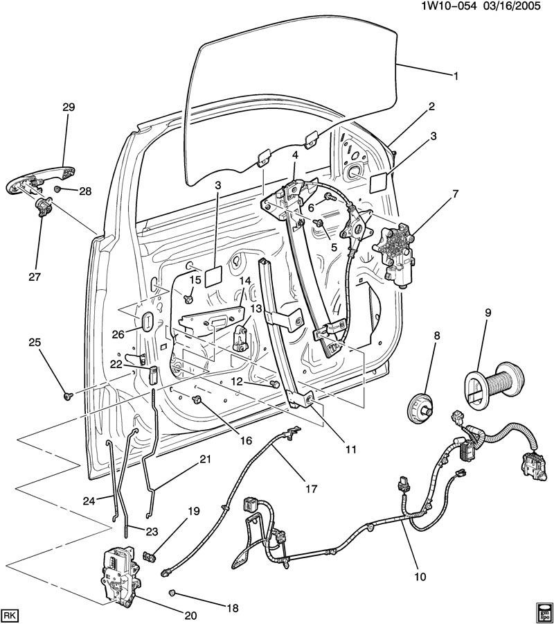 For 2014-2019 Chevrolet Impala Brake Rotor Front API 49217SS 2015 2016 2017 2018