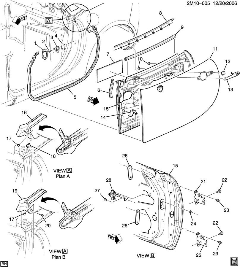 Pontiac Vibe Wiring Diagram