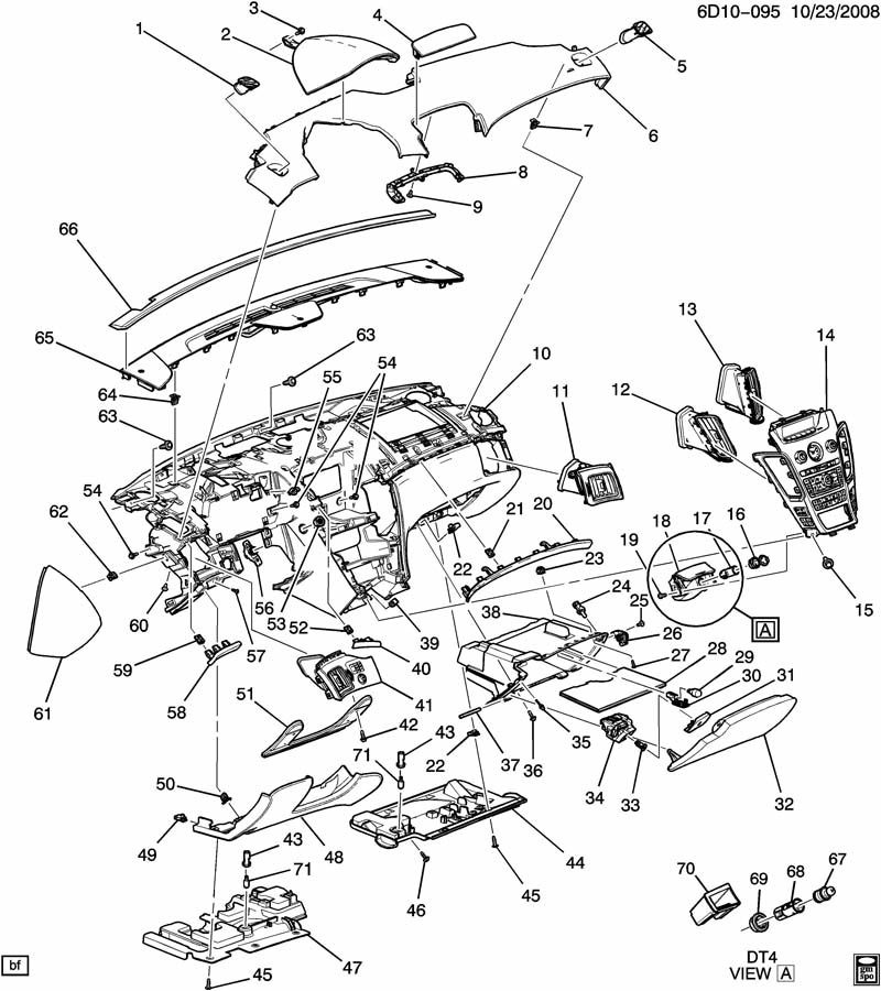 Cadillac Engine Parts Diagram