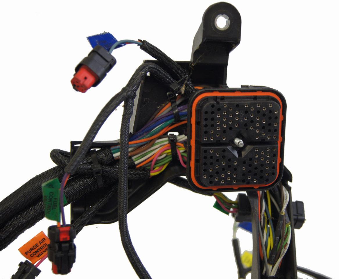 Awe Inspiring Caterpillar Wire Harness Wiring Library Wiring Digital Resources Honesemecshebarightsorg