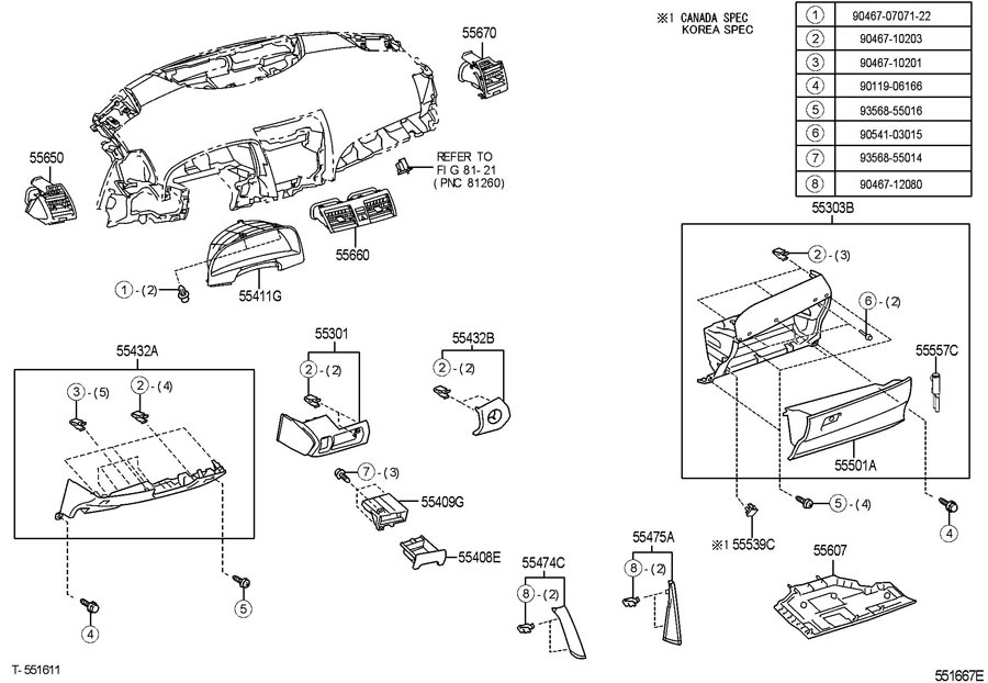 Diagram Fuse Box Diagram Toyota Ta In Dash Full Version Hd Quality In Dash Diagramvidalm Aziende24h It