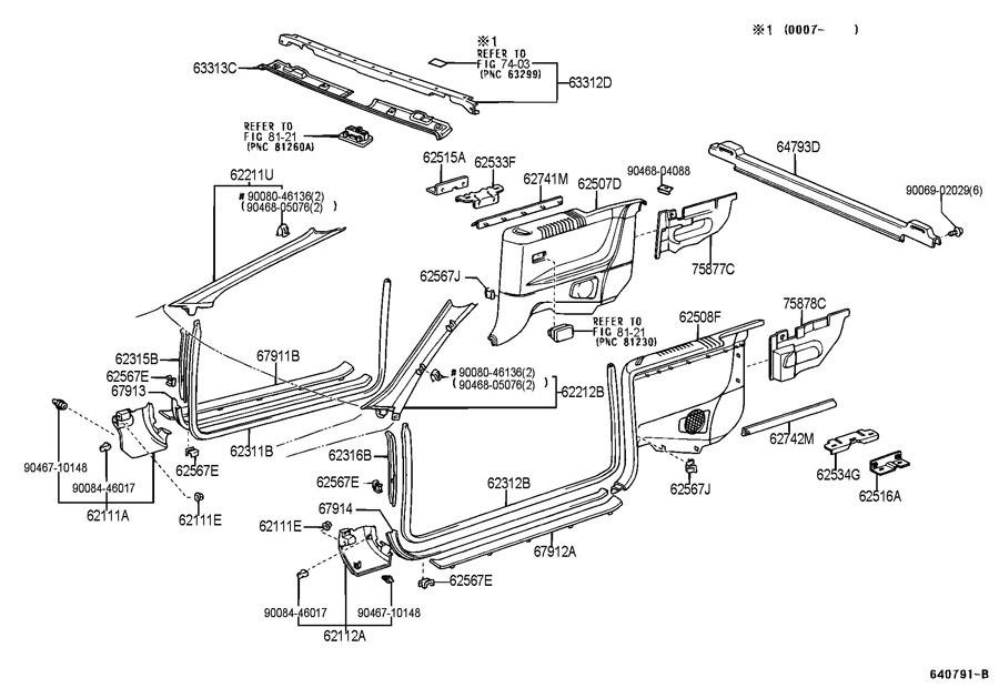 31 Toyota Solara Parts Diagram