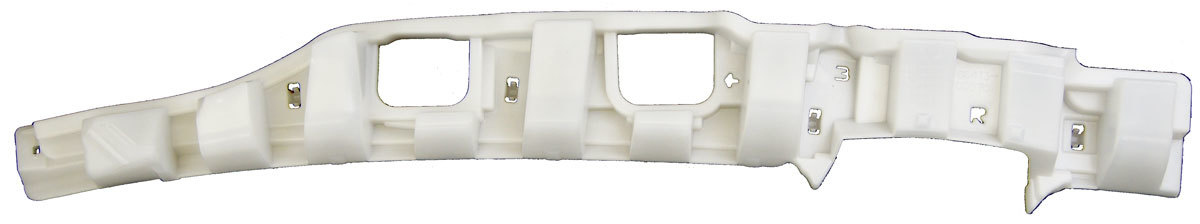 2009-2011 Toyota Corolla Roof Front Right Silencer Spacer New White 6641302070