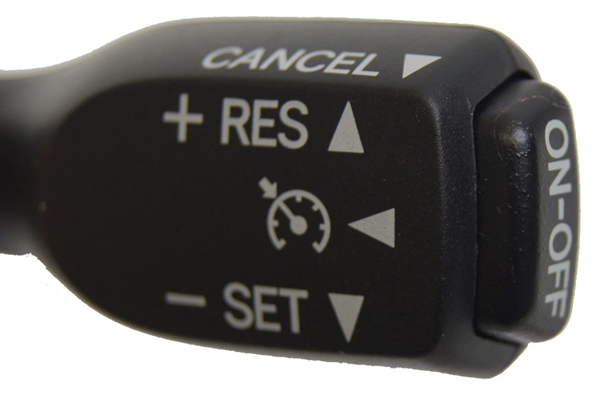 ... 2001-2015 Toyota Lexus Scion Cruise Control Switch Stalk Black New  8463208021 ...