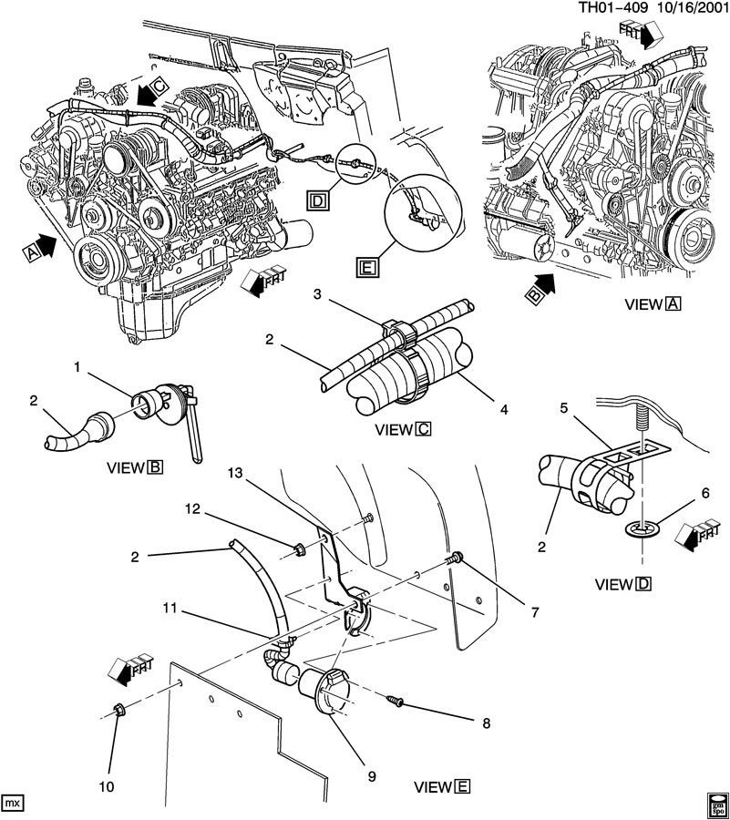 2004 5500 Chevy Kodiak Wiring Diagram  I Need The Wiring