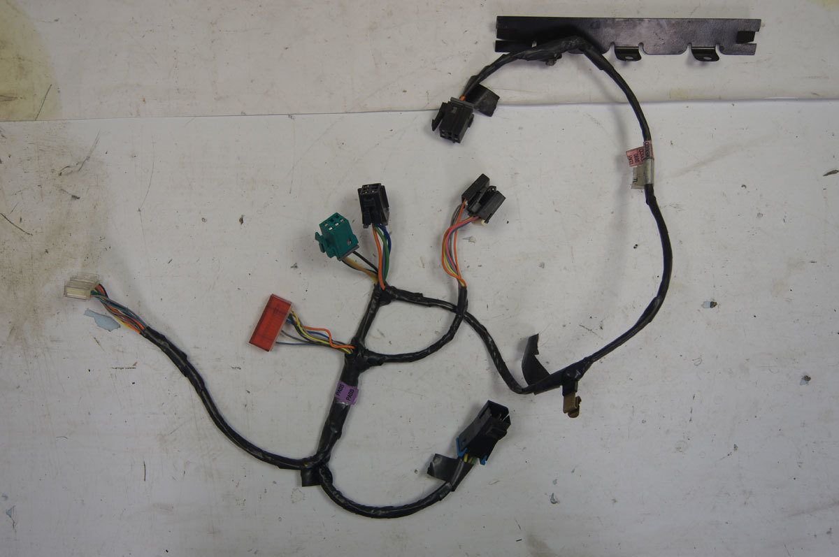 1997 2004 chevy corvette passenger seat wire harness used. Black Bedroom Furniture Sets. Home Design Ideas