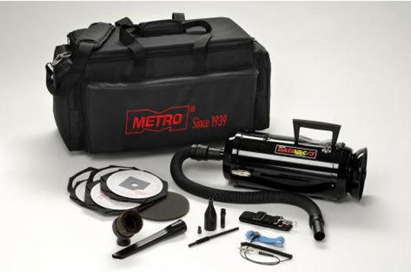 MetroVac DataVac ESD Safe Maintenance System Anti-Static W/Bag 1.7HP DV3ESD1