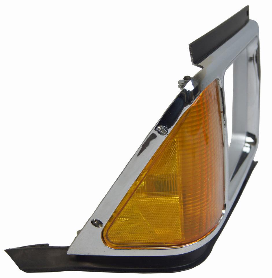 1986 Orange Side E69z13064a