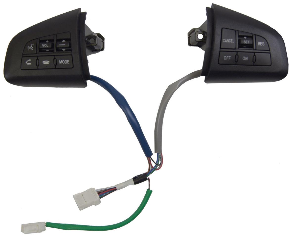 2010-2013 Mazda 6 & CX-9 Audio & Cruise Control Switch Assemblies New ...