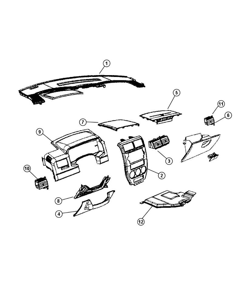 Fuse Box Diagram For 2008 Jeep Patriot