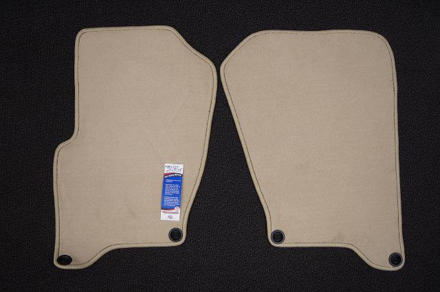 Range Range Rover Sport Front Floor Mats Pcs New Tan Beige Carpet