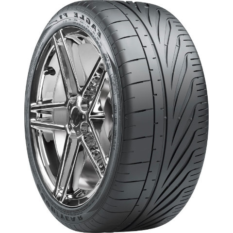 GoodYear Eagle F1 G:2 Tire Run Flat Extreme Performance Summer 325/30/ZR19 Left
