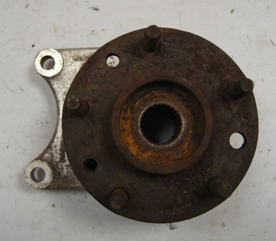 1988 1996 chevy corvette c4 rear left wheel bearing hub 67 camaro fuse box