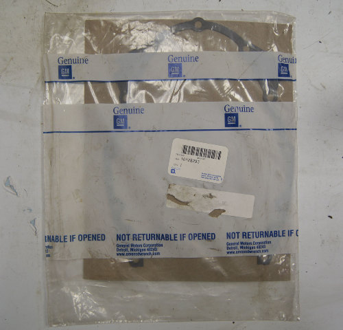 1992-1997 GM Front Engine Cover Gasket New OEM ACDelco 10128293