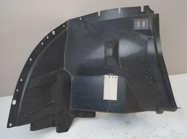 1991-1996 Chevrolet Corvette C4 Front RH Wheel Well Liner ...
