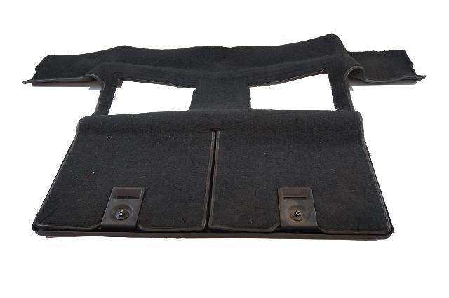 1990-1996 Chevy Corvette C4 Convertible Rear Compartment Carpet Black 10149280