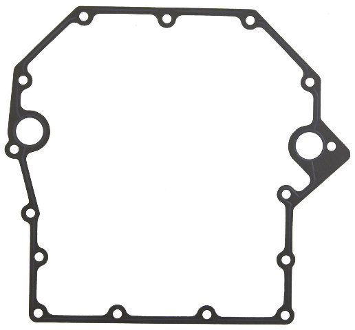 1993-1995 Chevrolet Corvette C4 ZR1 LT5 Timing Cover Gasket New OEM 10187758