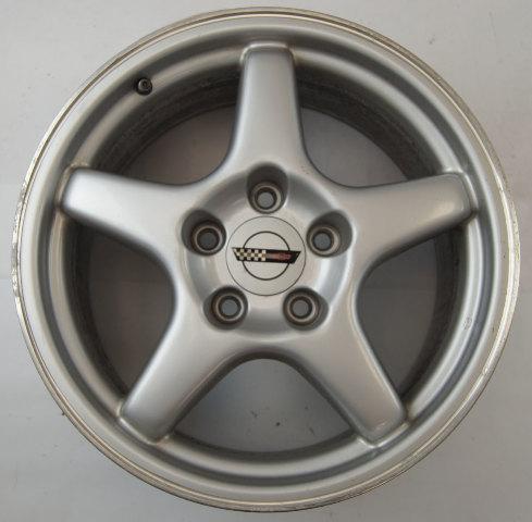 """1993-1995 Corvette C4 ZR1 Front Wheel 17 X 9.5"""" Offset 56 10214046 12512905"""